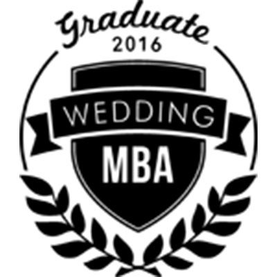 Wedding Graduate MBA